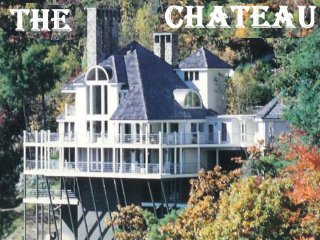 Majestic Mountain Chateau with 20 Mile View