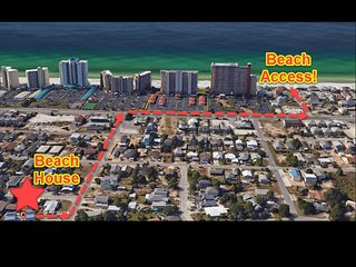 #Life - Walking Distance from Beach! (B & C - Sleeps 17)