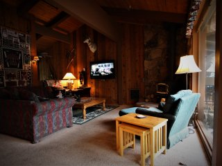 Rustic 2BD Cabin-Feeling Villa With 5 Beds!