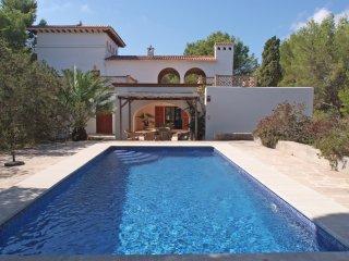 Fantastica Villa Mediterranea en Cala Ferrera