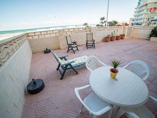 Apartamento Voramar frente al mar