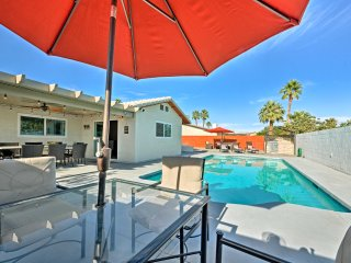 Updated Cathedral City House w/ Private Pool!