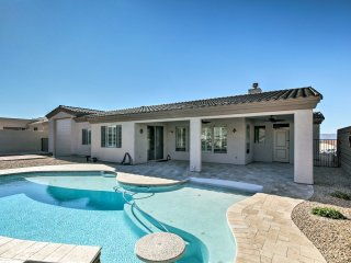 NEW! 4BR Lake Havasu City Home w/Private Pool!