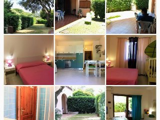 Apartamento para 4 personas en San Teodoro - st1
