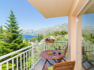 Apartments Aldo- Premium One Bedroom Apartment with Balcony and Partial Sea View