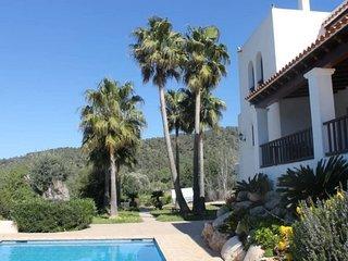 Villa Can Patene: Free Wifi, private pool and sea view