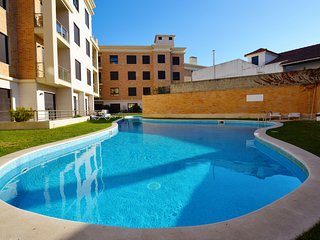 JL PR-Modern apartment just 150 meters from the beach in condominium with pool
