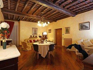 La casa dell'orologio di Palazzo Berardi