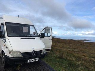 Journey Through Scotland in a Campervan