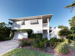 Waterfront Boca Bay Cottage On Island Boca Grande Seasonal Rental