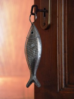 Key holders to all bedrooms, each of a different size.