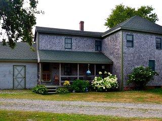 Capt Jacob Lincoln 1790 Farm House
