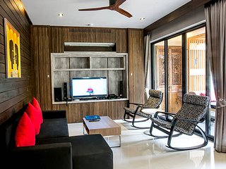 Garden & Pool View - Ananda Villas Lamai Beach - 2 bedroom