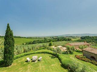 Villa Pegaso 20 - Tavarnelle Val di Pesa (Chianti area)