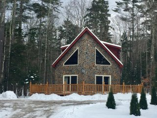 Beautiful Log Home White Mountain Area