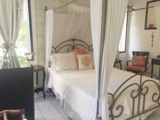 The Pearl Suite in the Hummingbird Apartment., vacation rental in Bridgetown