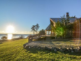 West Side Estate - A Stunning, Incomparable Waterfront Home on San Juan Island!