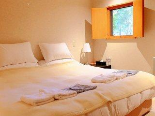 Japan Tokyo Bay kanagawa Hakone Private Onsen Villa Kingsize Bed Room