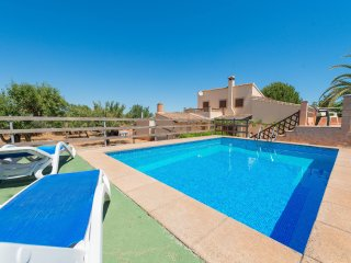 CLAU DE SOL - Villa for 8 people in Can Picafort