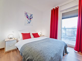 Apartament Homely Place Energy Centrum Poznan