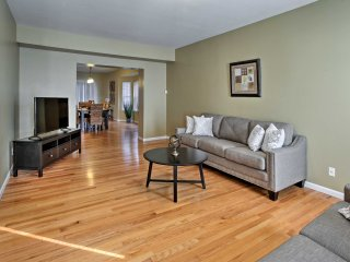 NEW! Luxury 4BR St. Louis Home in Central West End
