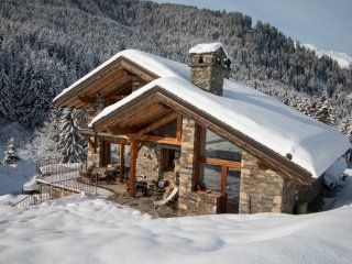 Chalet Unique Ski au Pied - Chalet Ski in Ski out