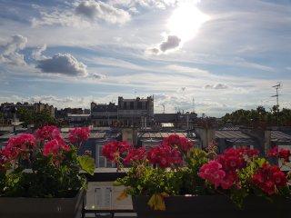 Rooftop, Terrasse, Bastille Le Marais