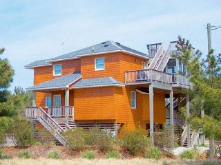 Southern Shores Realty - Sea Biscuit House