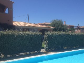 Villetta con piscina S Teodoro