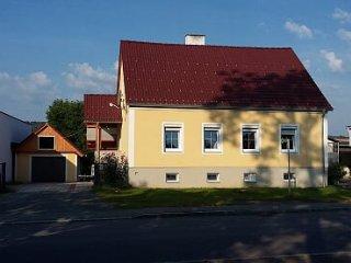 Haus mit großem Garten im Südburgenland