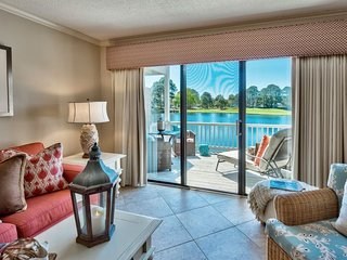 1BD/1BA Bayside Vacation Condo Located inside Sandestin Golf and Beach Resort |1