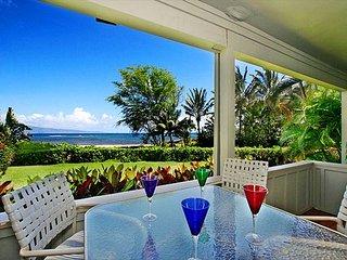 Kahana Village #37 Ocean Front Deluxe