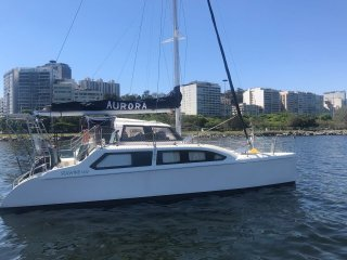Catamaran Seawind 1000, Angra dos Reis, The Way to Visit and Enjoy the Islands!