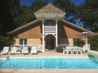 4 bedroom Villa in Lacanau-Ocean, Nouvelle-Aquitaine, France : ref 5699409