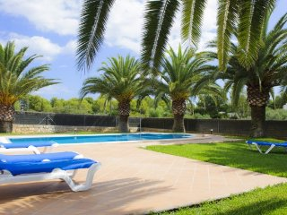 4 bedroom Villa in Cala Egos, Balearic Islands, Spain : ref 5251840