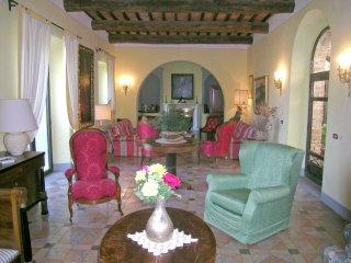 7 bedroom Villa in Ville di Corsano, Tuscany, Italy : ref 5241428