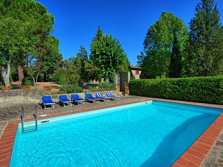 4 bedroom Villa in Ambra, Tuscany, Italy : ref 5240131