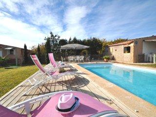 Villa 9 pax, en Sencelles, Private Pool, TV Sat, Wifi