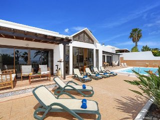 4 bedroom Villa in Costa Teguise, Canary Islands, Spain : ref 5334674