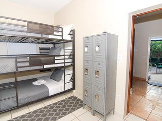 One Full Bed in 3 beds - ^212 Mixed Dormitory room
