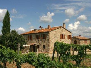 3 bedroom Villa in Barberino Val d'Elsa, Tuscany, Italy : ref 5218377