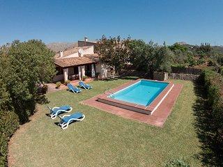 2 bedroom Villa in Port de Pollenca, Balearic Islands, Spain : ref 5184227