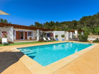 3 bedroom Villa in Santa Eulària des Riu, Balearic Islands, Spain : ref 5047822
