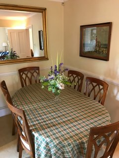 The Dining area off the Sitting Room