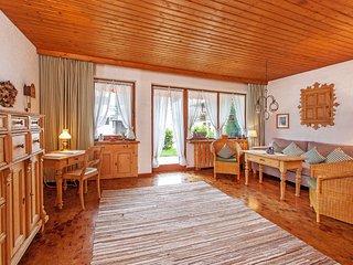 Liebevoll eingerichtete und gemutliche Ferienwohnung in den Chiemgauer Alpen