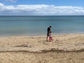 """""""Villa Carla"""",Marzamemi a pochi passi dalla spiaggia e dal mare caraibico"""