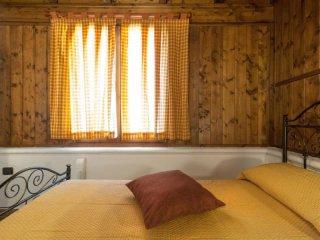 Luxury pool chalet