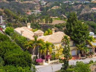 ★Available Labor Day Wknd★Beverly Hills - Bel-Air Mansion★