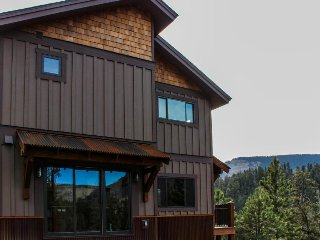 Brand new, secluded cabin in San Juans - gorgeous views, near slopes & lake!