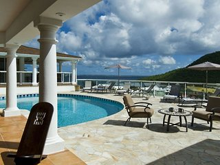 Villa Del Mar 5 Bedroom (St. Martin Villa Del Mar Is a Luxurious 5 Bedroom Home